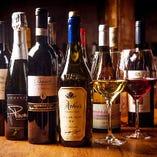 シェフの一押し・季節のPastaと肉料理・ワインの種類は40種類!