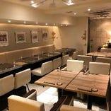 【VIP席】登場! 5000円以上のお料理コースご予約で完全貸切!