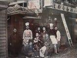大正時代の店頭写真