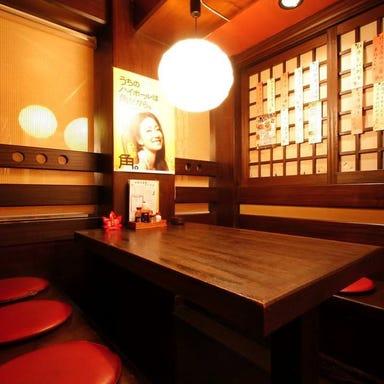 個室居酒屋 串八 人形町店 店内の画像