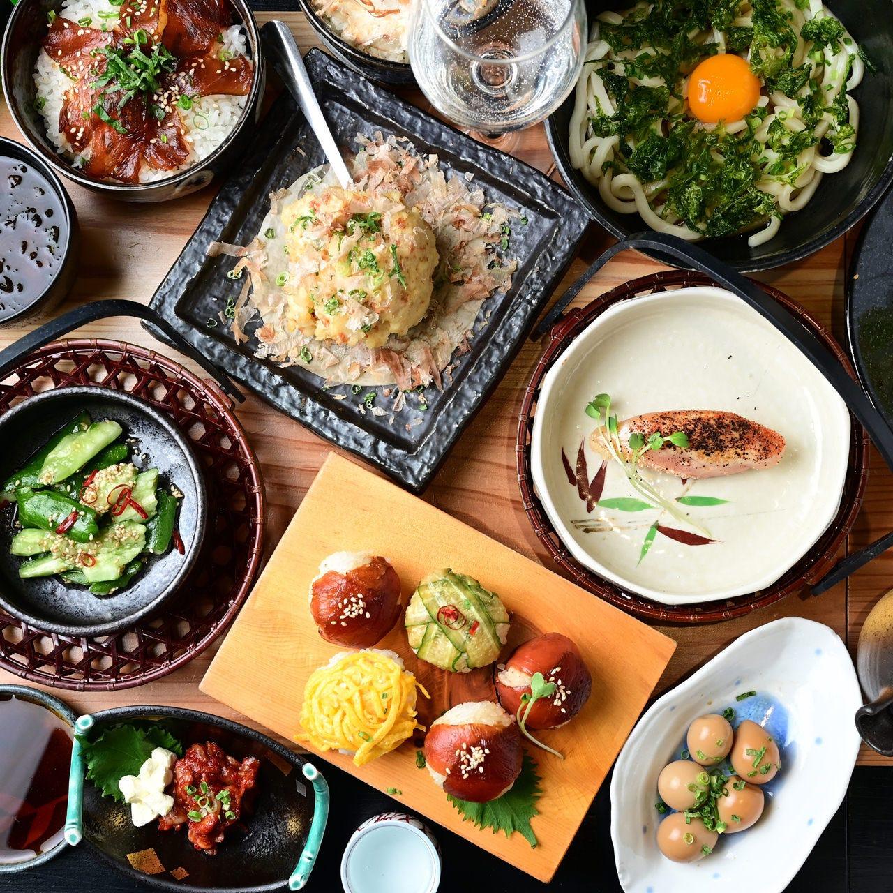 もっと伝統和食をお気軽に♪当日もOK