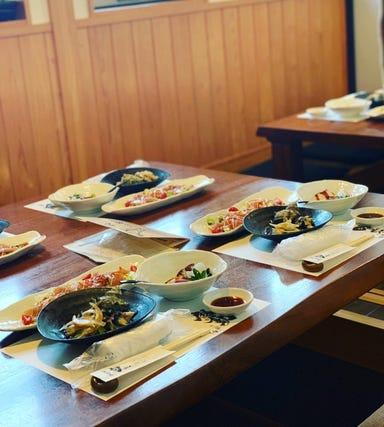 地魚・地野菜 旬  コースの画像
