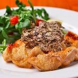 【鶏料理】 食感や味わいなどで高い評価を受ける美味しい鶏肉