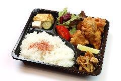 鶏塩唐揚げ弁当
