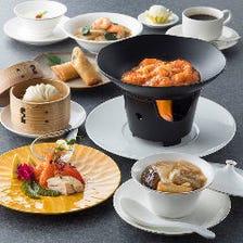 【GoToポイントでお得に】「ふかひれと衣笠茸の熱々スープ」がメイン!ふかひれ御膳