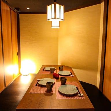 【全室個室】 厳選肉&創作和食居酒屋 鶏京助 立川本店 店内の画像