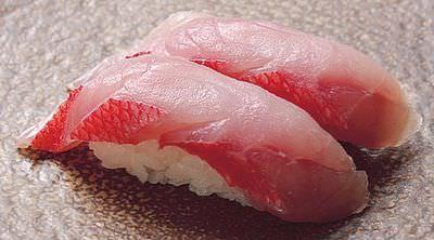 人気NO1!!生でも炙っても美味しい「金目鯛」
