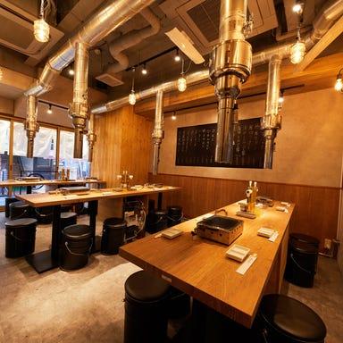 蒲田焼肉『東京BeeN』  店内の画像