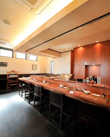 旬の料理 天ぷら みねまつ  店内の画像