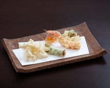 旬の料理 天ぷら みねまつ  コースの画像