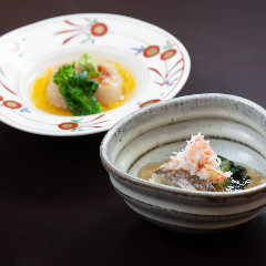 旬の料理 天ぷら みねまつ