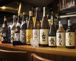 各種、銘柄のお酒を取り揃えたております。