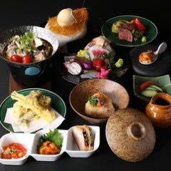 【松コース】仙台牛や金目鯛煮付けなど豪華な2H飲み放題付
