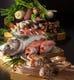 産地直送 厳選旬の素材! 様々な海鮮物をお楽しみください