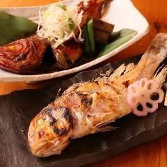 【旬魚の一本魚】焼き 又は 煮付け