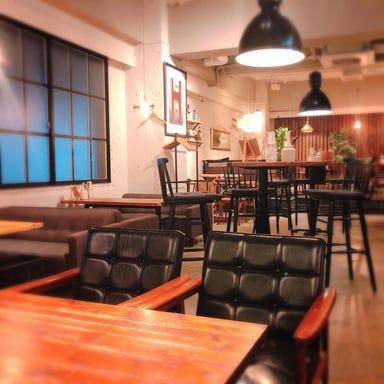 西千葉 イタリアンカフェ DEAR FROM(ディアーフローム) 店内の画像
