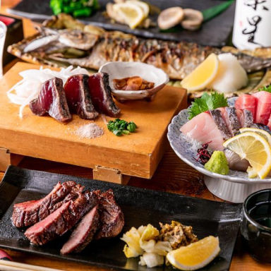 個室×魚×三陸 金市朗 市ヶ谷本店 こだわりの画像