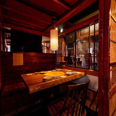 個室×魚×三陸 金市朗 市ヶ谷本店 店内の画像
