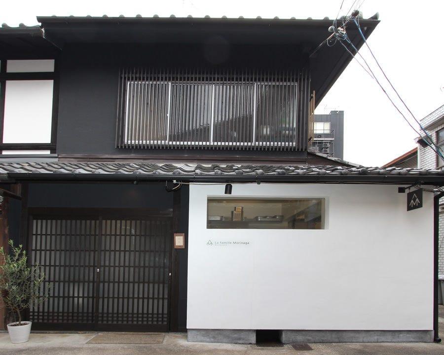 「京町家カルテ」にも登録されている築80余年の建物