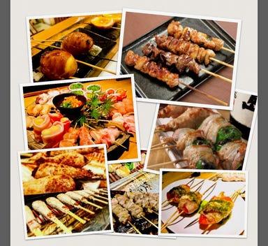 魚肉菜 道安  コースの画像