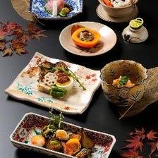 旬の食材と季節の味覚の京料理