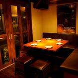 テーブル席(6名様)