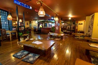 沖縄食材酒家 なかや  店内の画像