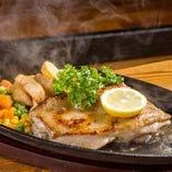 ヤンバル地鶏のソテー
