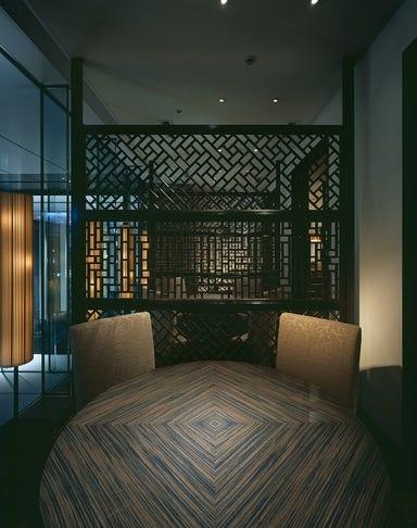 吉珍樓 ルーセントタワー店 店内の画像