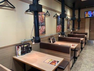 焼肉の達人 浅草駅ビル店  店内の画像