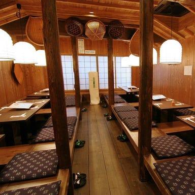 法善寺横丁 炉ばた焼 水かけ茶屋  店内の画像