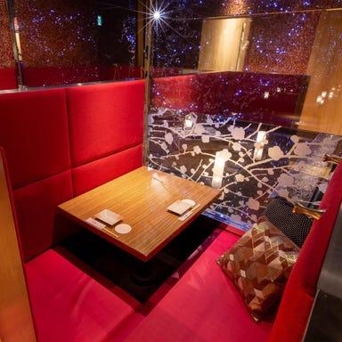 全席個室 ウメ子の家 横浜西口店 店内の画像