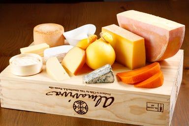 Sapporo Cheese House Mero.  こだわりの画像