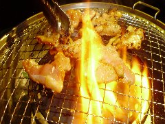 七輪焼とり 鶏ちゃん