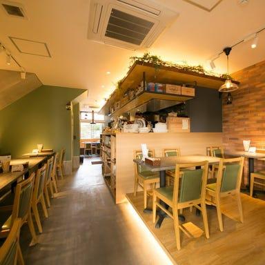 イタリアンチーズフォンデュ&熟成肉 Lily-an(リリーアン)  店内の画像