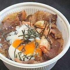 肉増しカルビ丼
