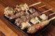 千葉県旭市の新鮮な臓肉を使用!自社の工場で毎日手刺ししてます
