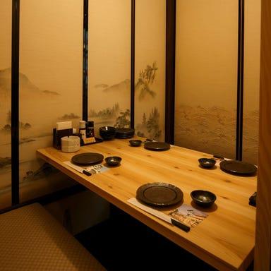 全席個室 居酒屋 九州料理 かこみ庵 博多駅筑紫口店 店内の画像