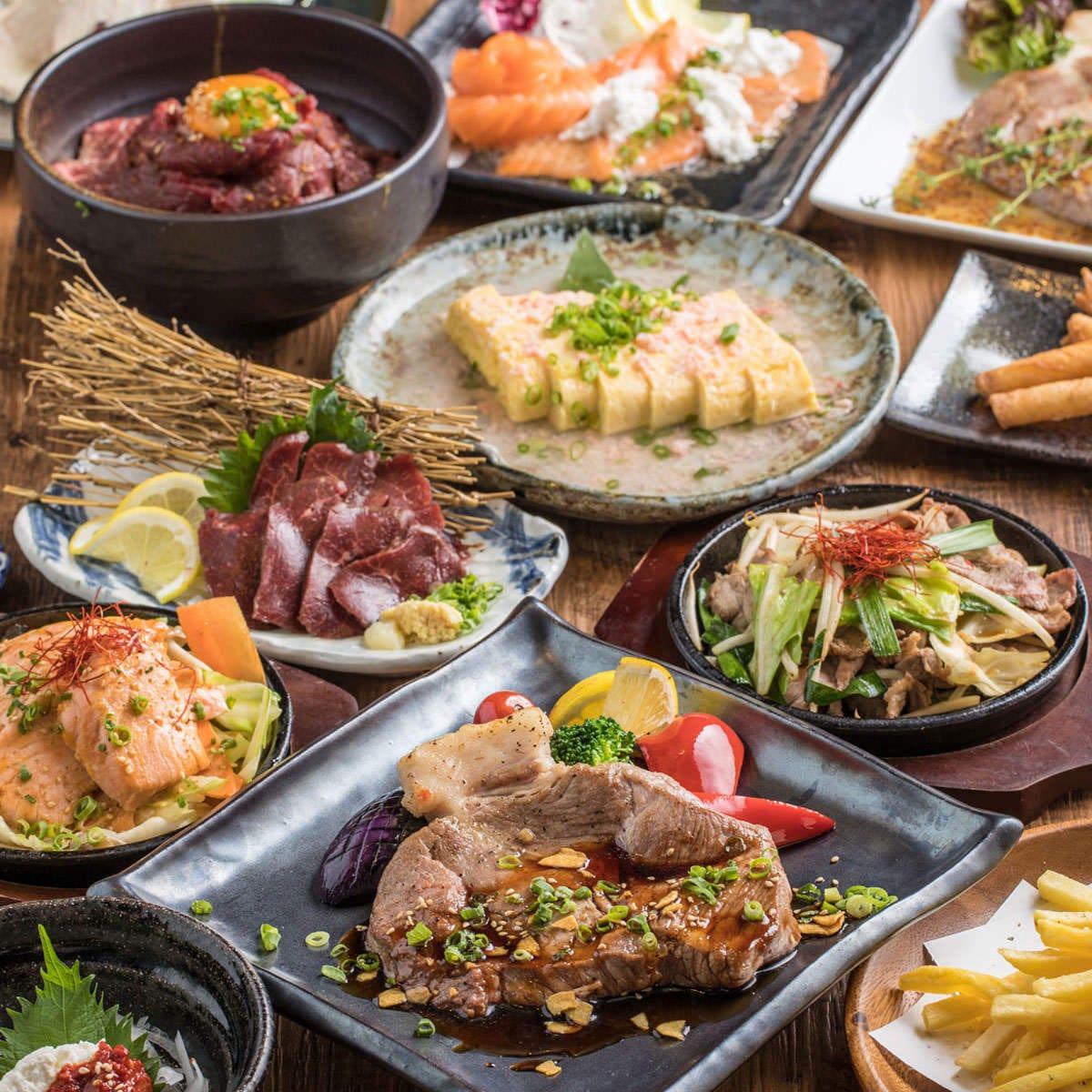 【新潟料理×居酒屋】 採れたて鮮魚を使用◎お刺身は絶品です!