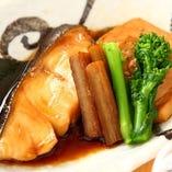 季節の魚:煮物