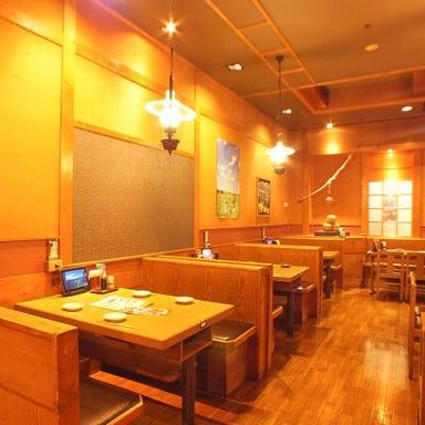 北の味紀行と地酒 北海道 大崎ゲートシティ店 店内の画像
