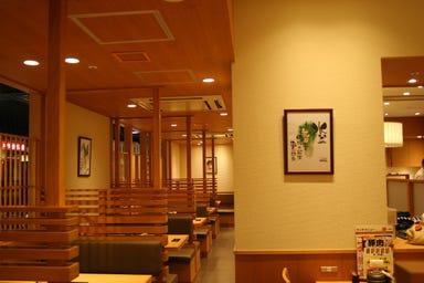 しゃぶしゃぶ牛太 横須賀店  店内の画像