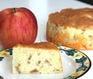 りんごと新生姜のケーキ「ジンジャップル」