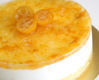 金柑ヨーグルトムース