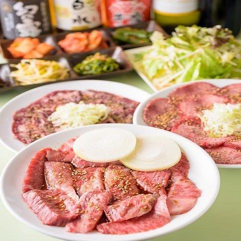 牛慶で焼肉宴会!