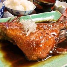 金目鲷の煮付と海鲜料理の店 みやま