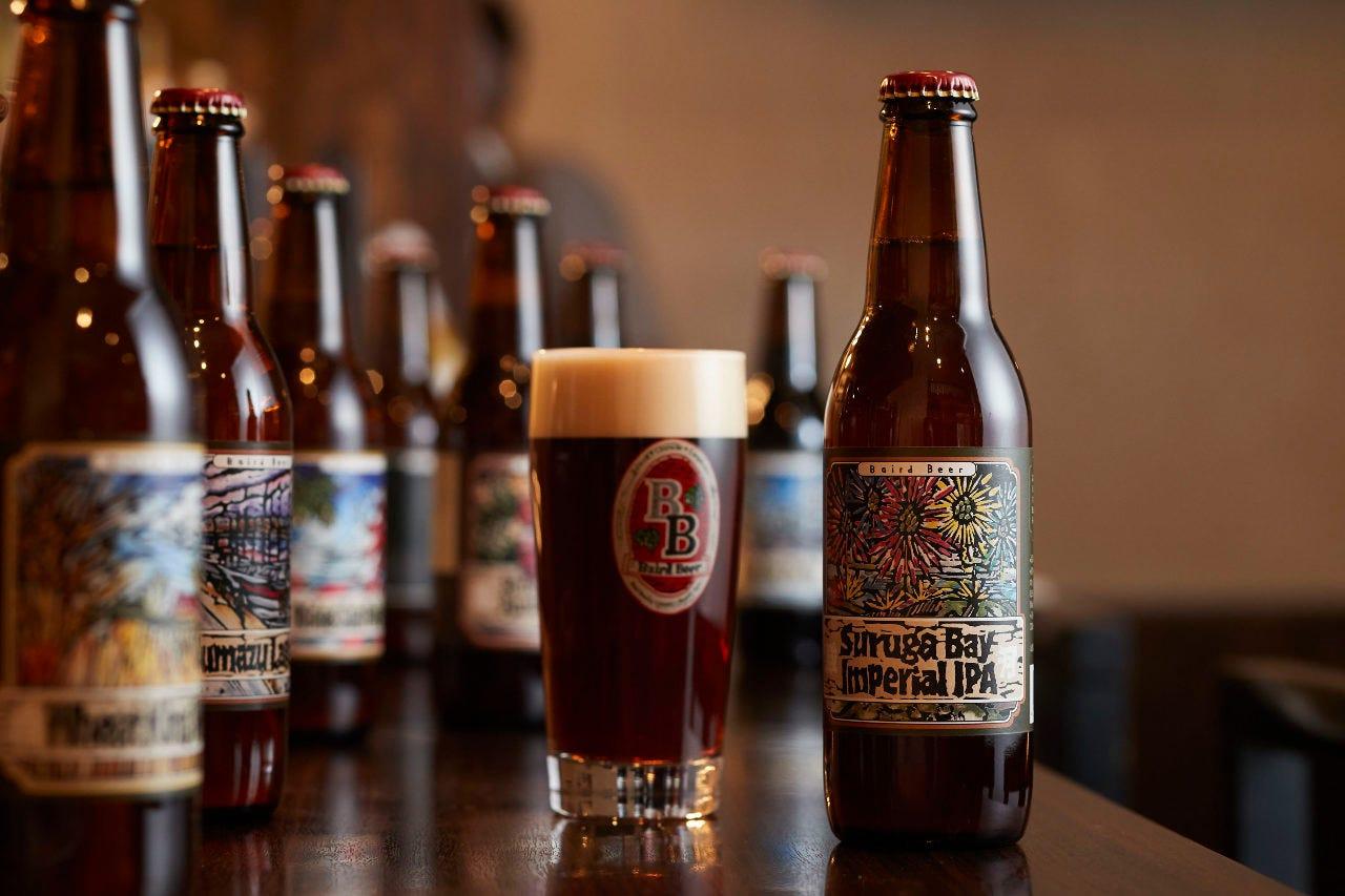 最高峰のクラフトビール品揃え抜群