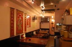 香港園  店内の画像