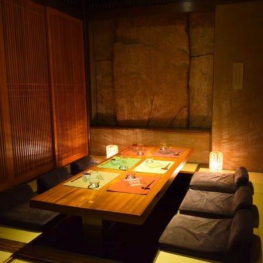 全席個室居酒屋 四季邸 船橋駅前店 店内の画像