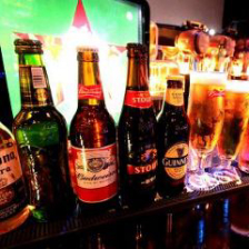 約30種類!世界各国のビールをご用意